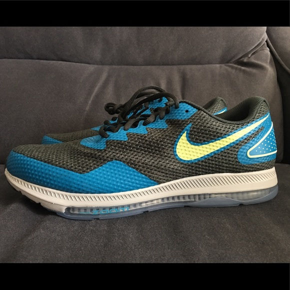 deb72272e7df Nike Zoom All Out Low 2 Running Shoes Mens Size 12